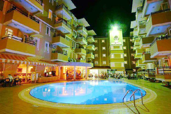 Kleopatra Ada Hotel**** - Alanya