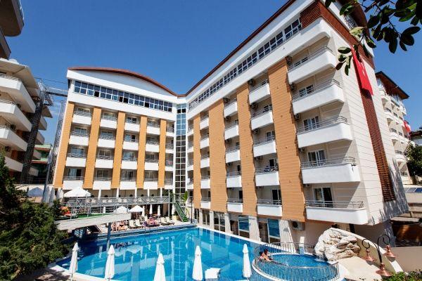 Alaiye Kleopatra Hotel&Spa****-Alanya