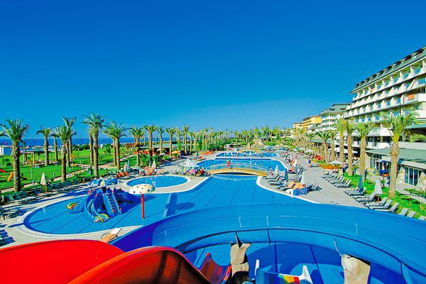 Mc Arancia Resort Hotel*****-Alanya