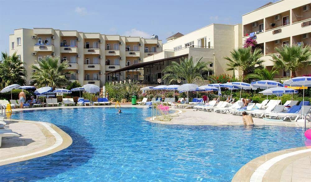 Hotel Aska Bayview****-Alanya