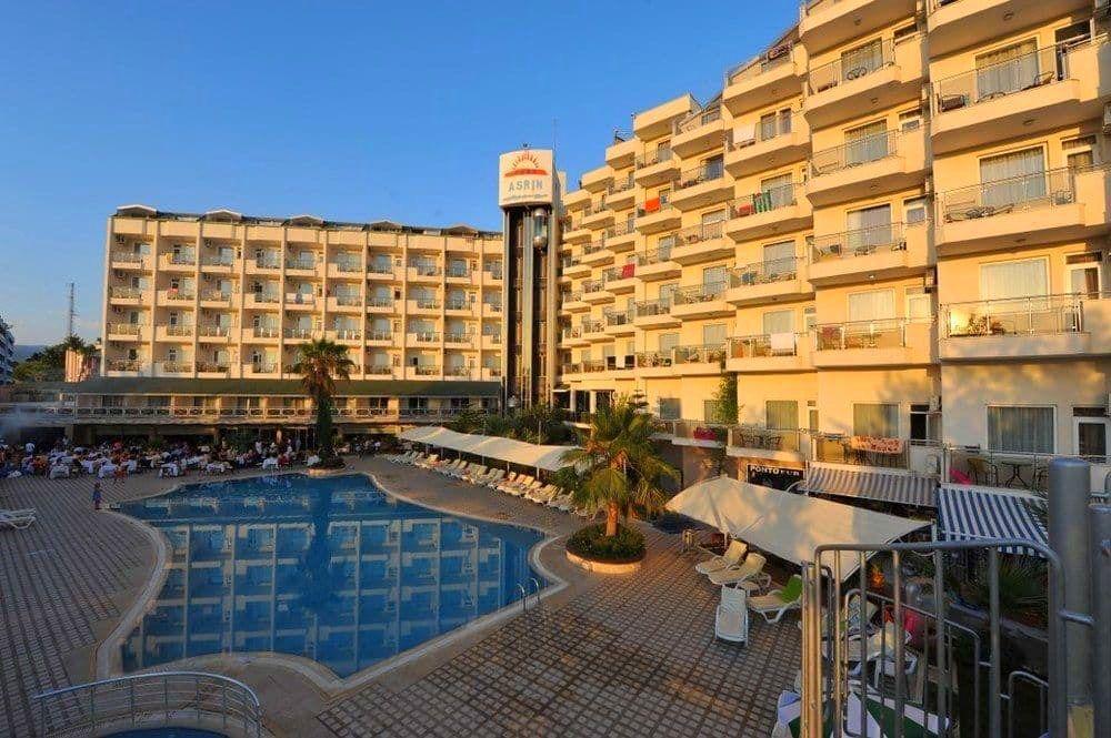 Hotel Asrin Beach**** - Alanya