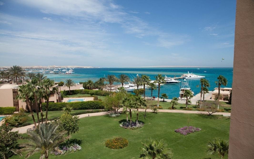Hotel Continental Resort Hurghada*****