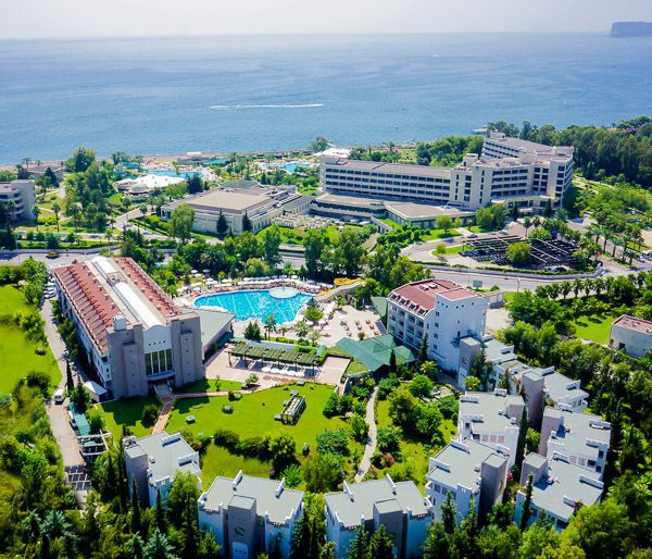 Hotel Sherwood Greenwood Resort****-Kemer