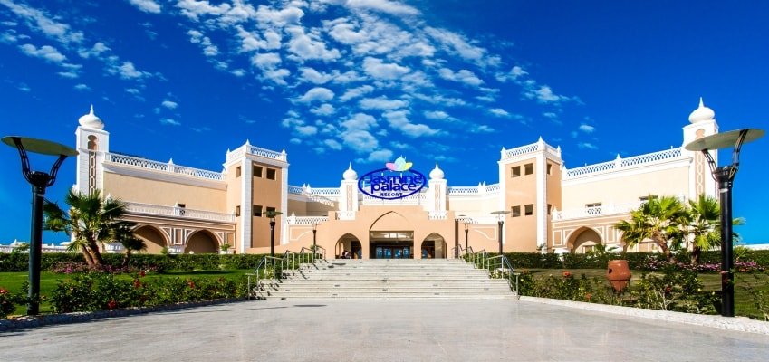 Hotel Jasmine Palace Resort*****