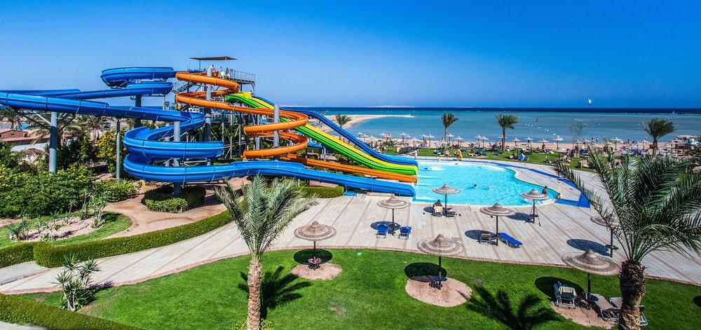 Hotel Jaz Aquamarine Resort*****