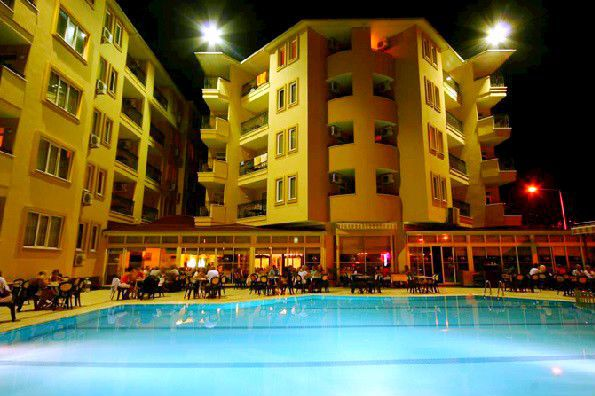 Kleopatra Royal Palm Hotel****-Alanya