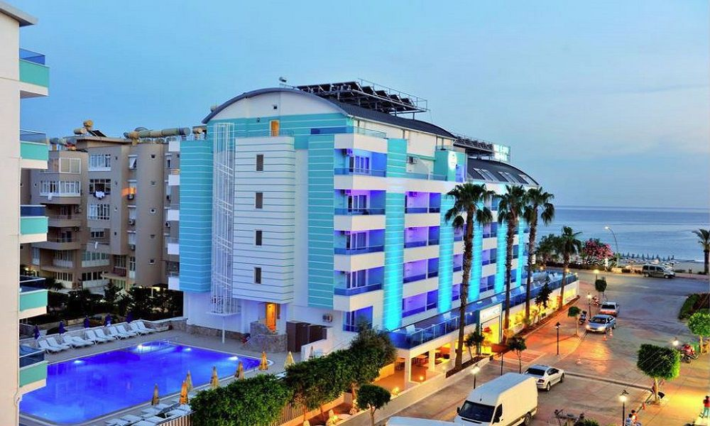 Hotel Mesut****-Alanya