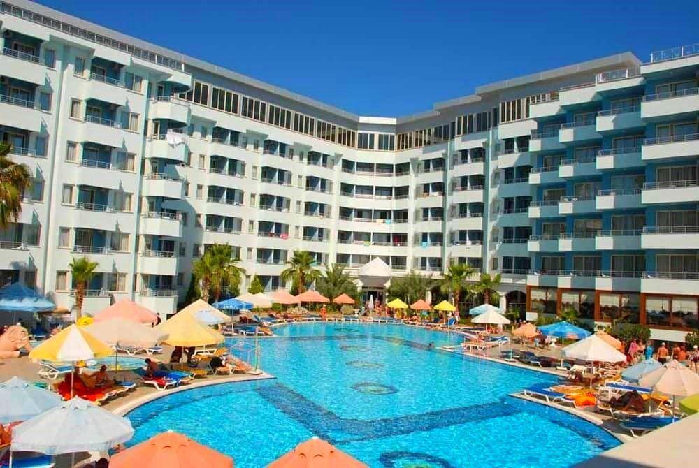 Grand Santana Hotel**** -Alanya