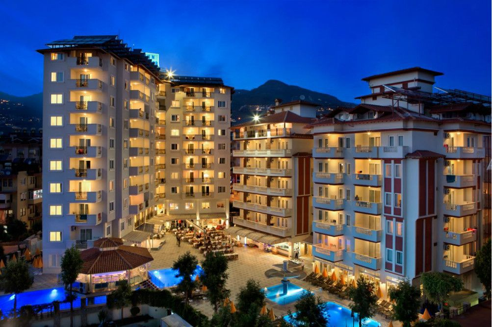 Villa Sun Flower Aparts & Suites**** -Alanya