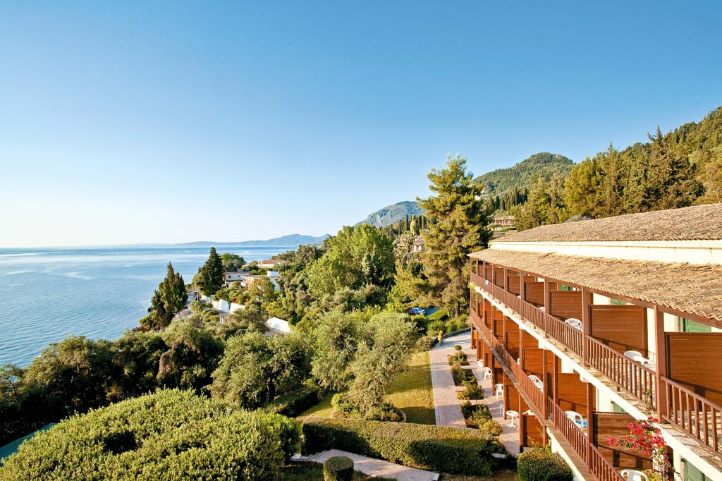 Aeolos Beach Resort ****- Corfu - Perama