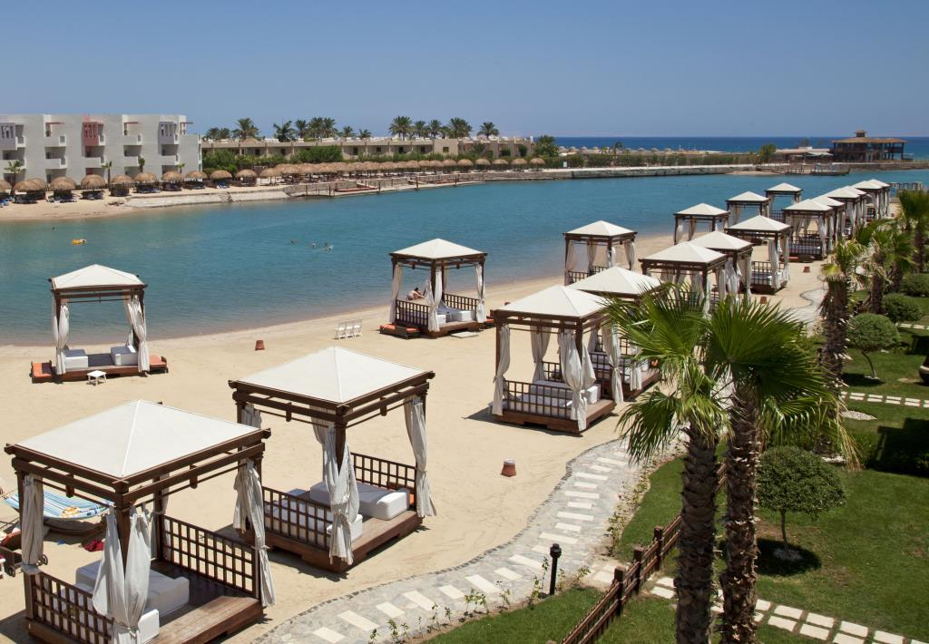 Sunrise Grand Select Crystal Bay***** - Hurghada