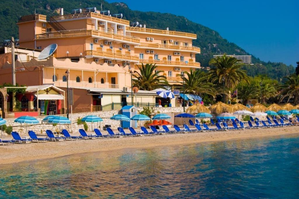 Hotel Potamaki Beach***- Benitzes-vara