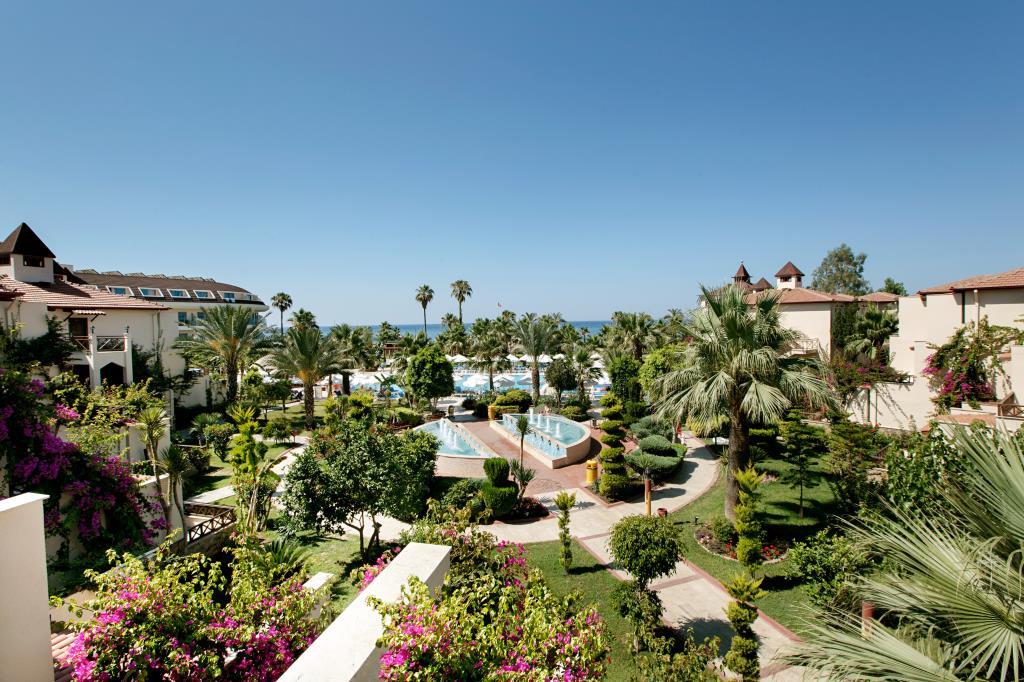 Saphir Hotel & Villas**** - Alanya