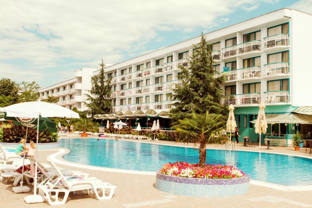 Hotel Zefir Beach***+- Sunny Beach