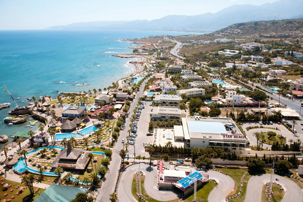 Star Beach Village & Waterpark****- Creta - Chersonissos
