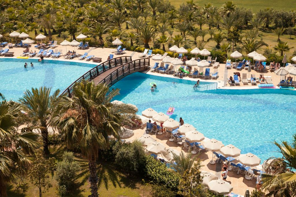 SunConnect Sea World Resort & Spa***** - Side/Manavgat