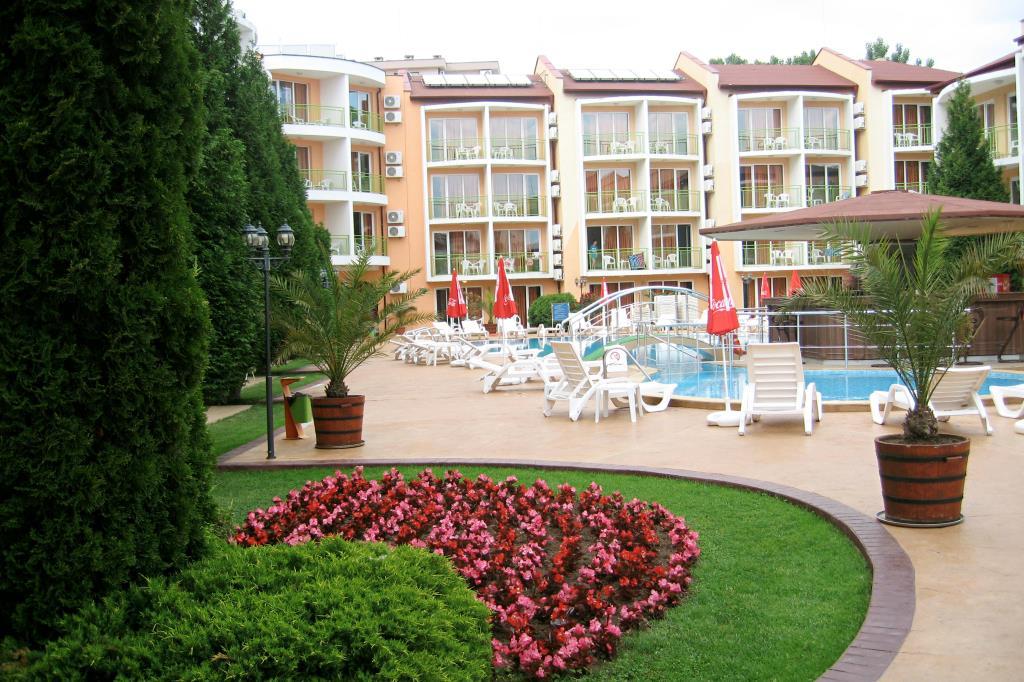 Hotel Sun City *** - Sunny Beach