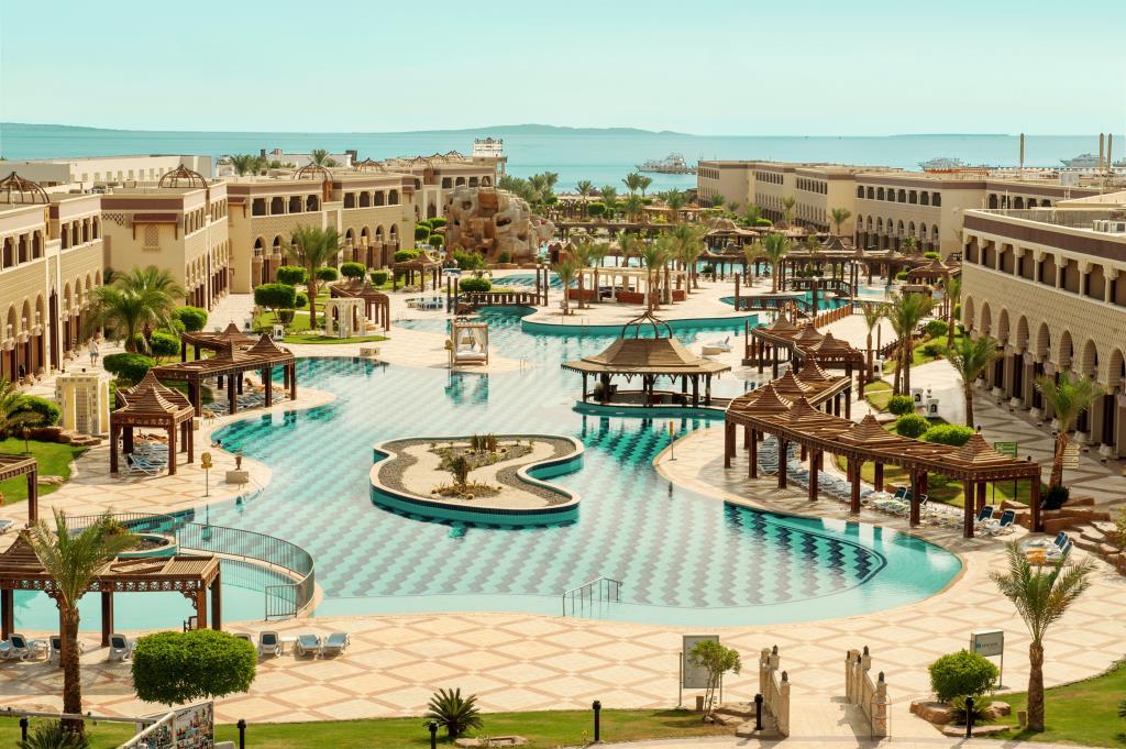 Sentido Mamlouk Palace Resort***** - Egipt - Hurghada