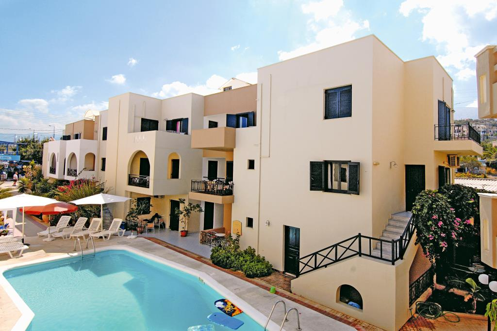 Studios & Appartements Residence Villas**** - Creta - Stalis