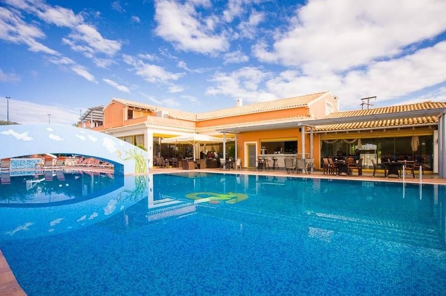 Hotel Memento Kassiopi Resort**** - CORFU