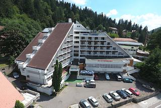 HOTEL TUSNAD** - BĂILE TUŞNAD