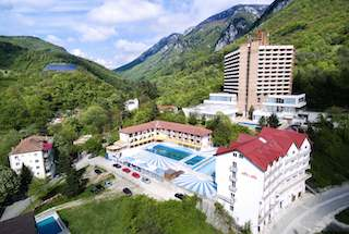HOTEL SARAS SONS***- BĂILE HERCULANE