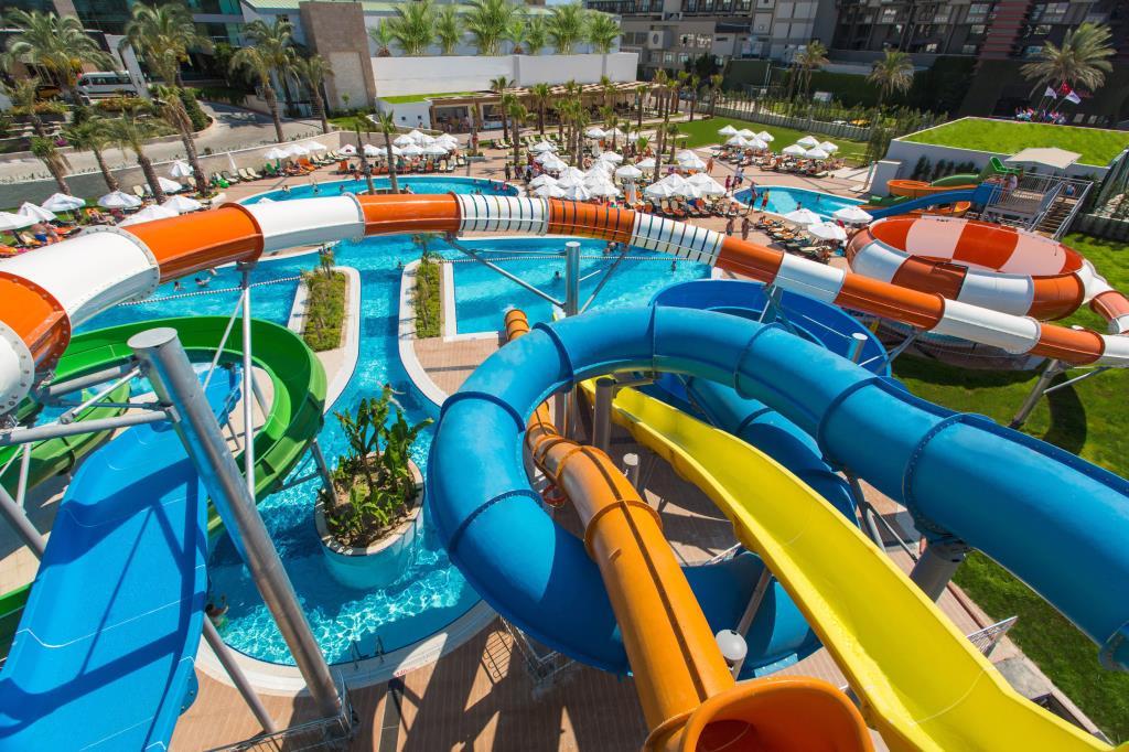 Sherwood Breezes Resort***** - Turcia - Lara