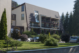 HOTEL CLERMONT**** - COVASNA