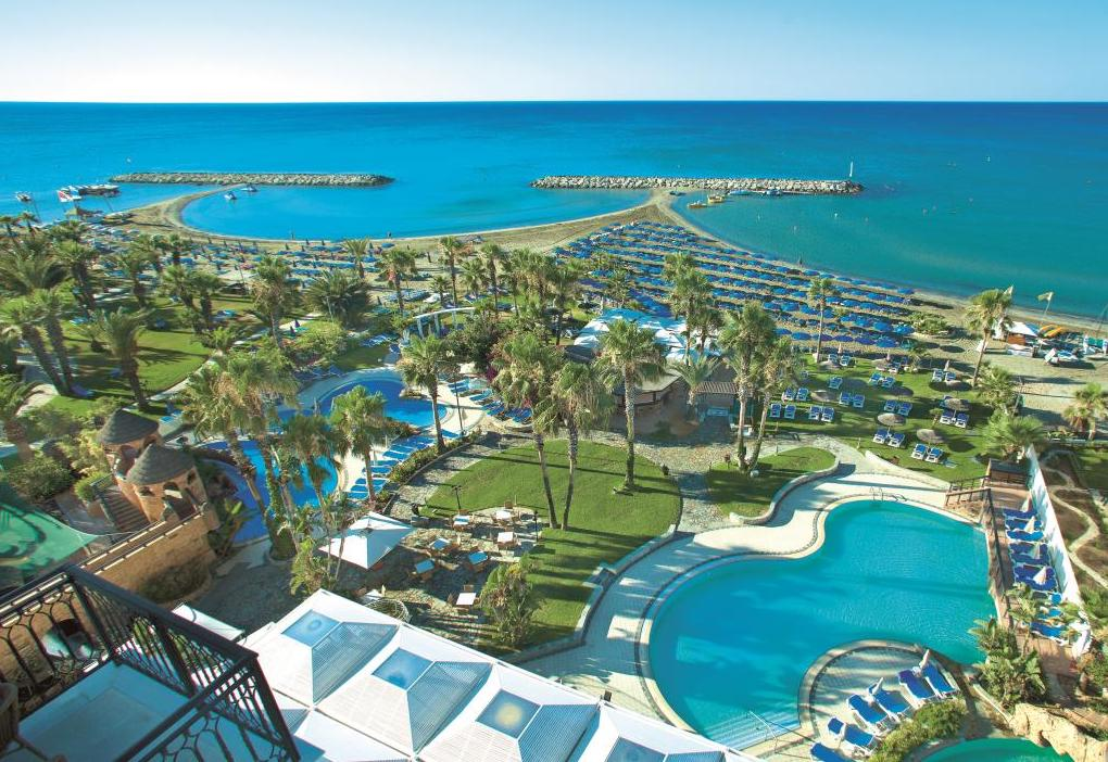 Hotel Lordos Beach**** - Larnaca